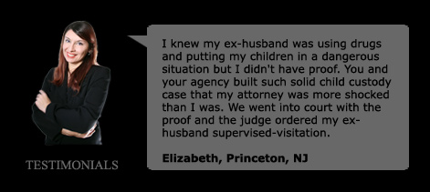 NJ Cheating Investigation Testimonial